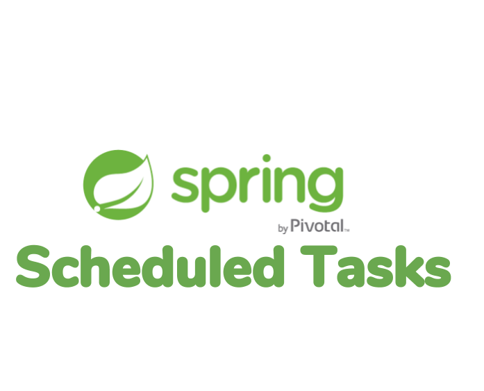 Spring Scheduled Tasks