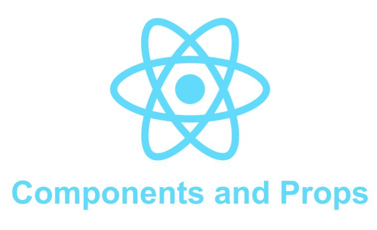 ReactJS Components and Props