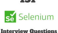Most Important Frequently Asked Selenium Interview Questions